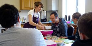 Inclusive Cookery Lessons for Schools and Groups